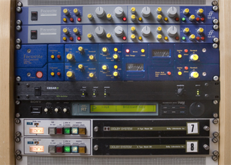Audio processing equipment